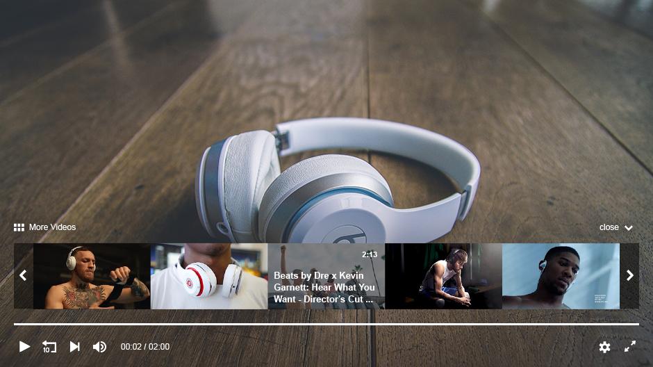 Monica Parra | JWPlayer Video UI
